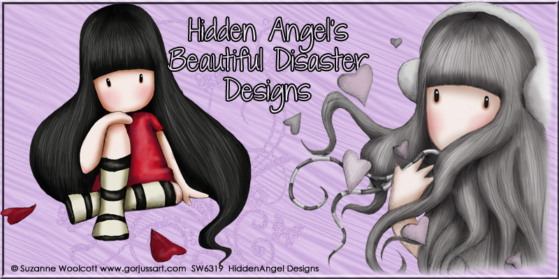 HiddenAngel's Beautiful Disaster Designs