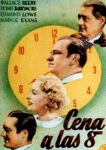 Cena a las ocho (1933 - Dinner at Eight)