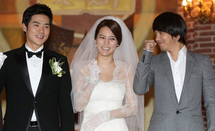 PARK SI YEON WEDDING + FOTO - FOTO !!! - Widipedia Korea