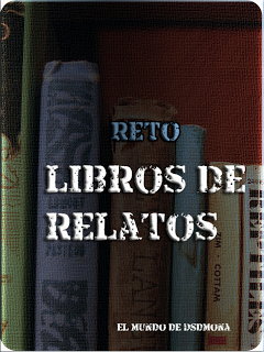Reto Libros de relatos
