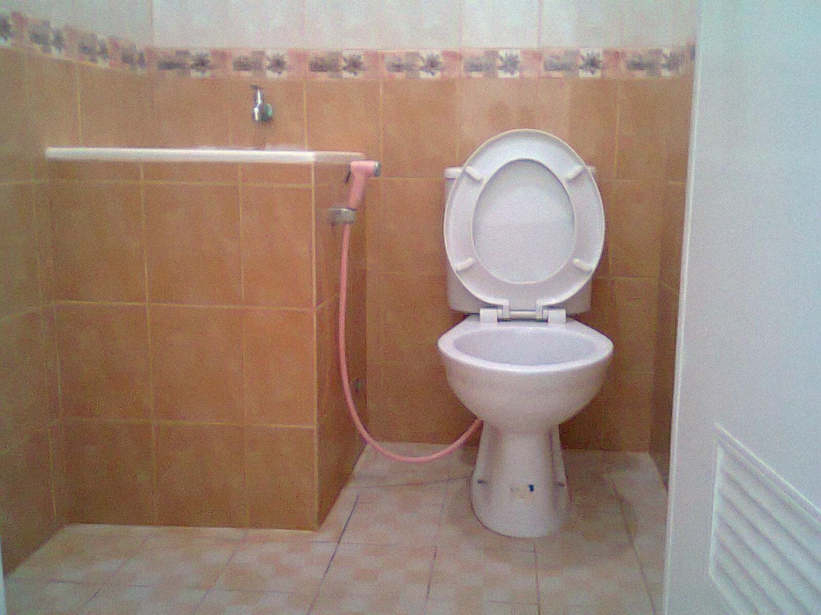 foto desain kamar mandi sederhana | desain rumah terbaru
