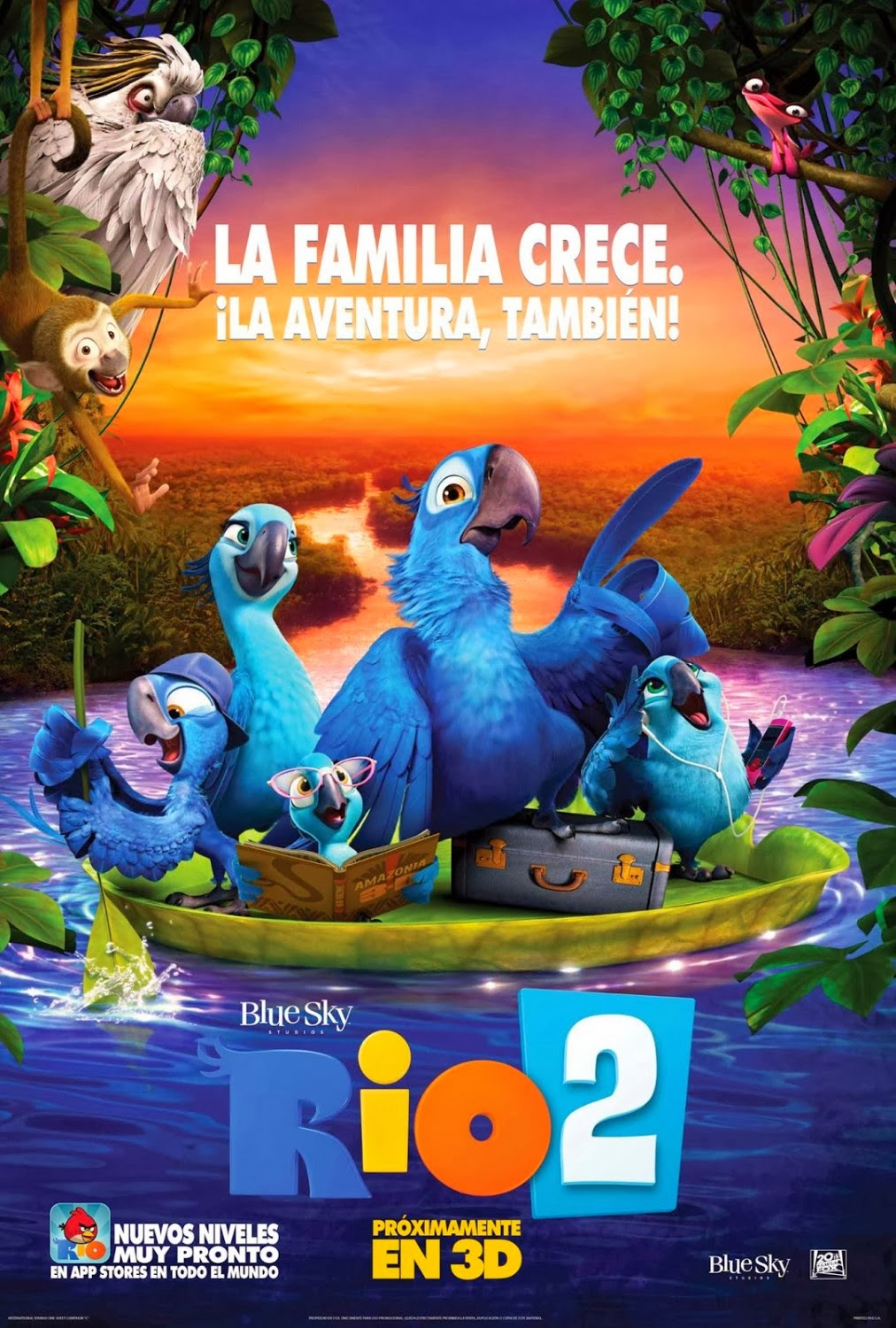 Film Rio 2 en streaming