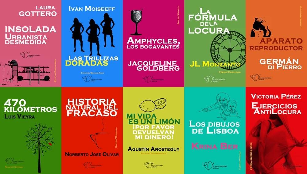 La Vaca Mariposa Editora