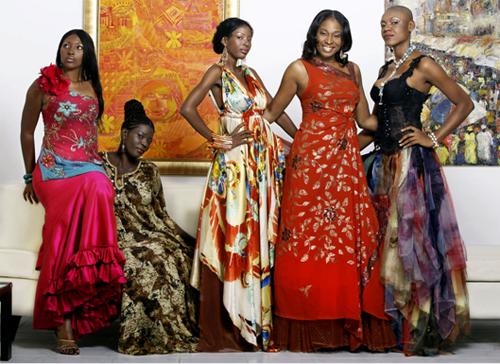 Nigerian Fashion Designer Former Computer Analyst