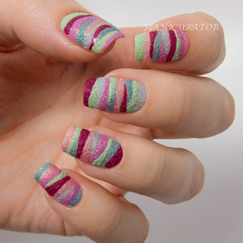 Sally-Hansen-Sugar-Shimmer-Texture-Freehand-Nail-Art