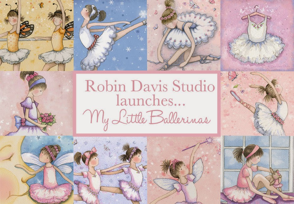 My Little Ballerinas Personalized Canvas prints | Robin Davis Studio
