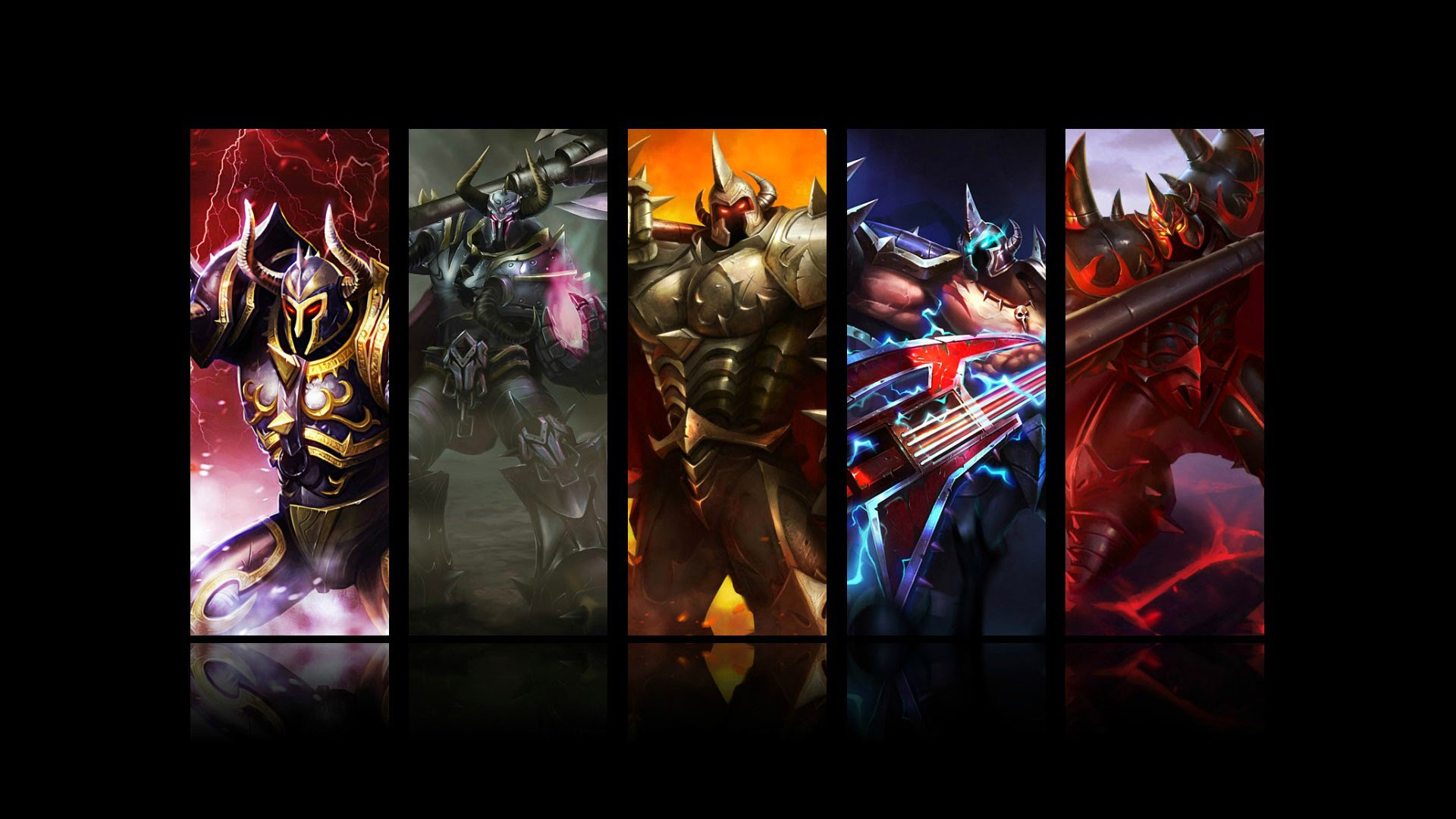 Mordekaiser all skin splash 0h wallpaper hd mordekaiser all skin splash league of legends hd wallpaper voltagebd Images