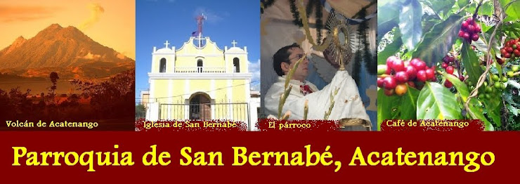 """PARROQUIA """"SAN BERNABE"""""""