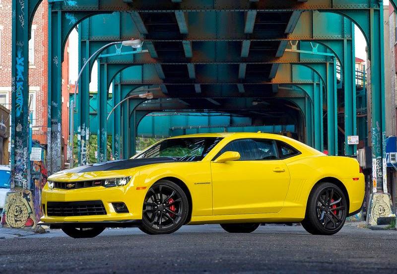 Chevrolet Camaro 1LE, 2014, Autos, Luxury Automobiles, Automotive, Car Concept