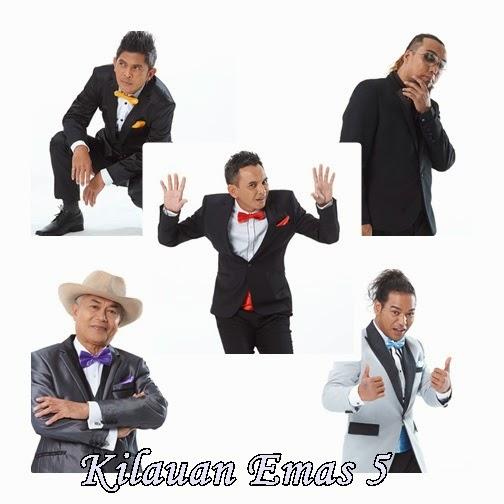 Senarai biodata peserta Kilauan Emas 5, profil peserta Kilauan Emas 5 tahun 2015, biografi peserta Kilauan Emas ke-5, latar belakang peserta Kilauan Emas musim kelima, biodata peserta peserta Kilauan Emas 5 terdiri dari artis, penyanyi terkenal, pelakon terkenal, pengarah, doktor, gambar Kilauan Emas 5