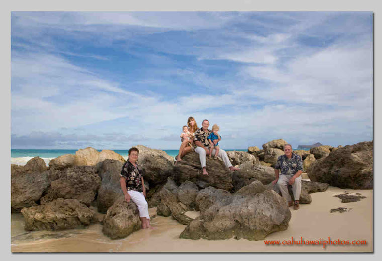 Family Photographers on Oahu