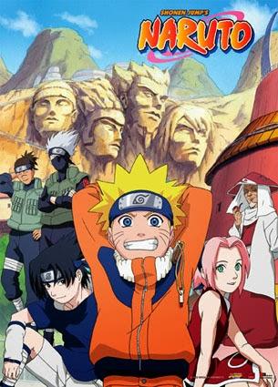 Download Naruto Kecil Episode Lengkap Sub Indo 1-220 Tamat
