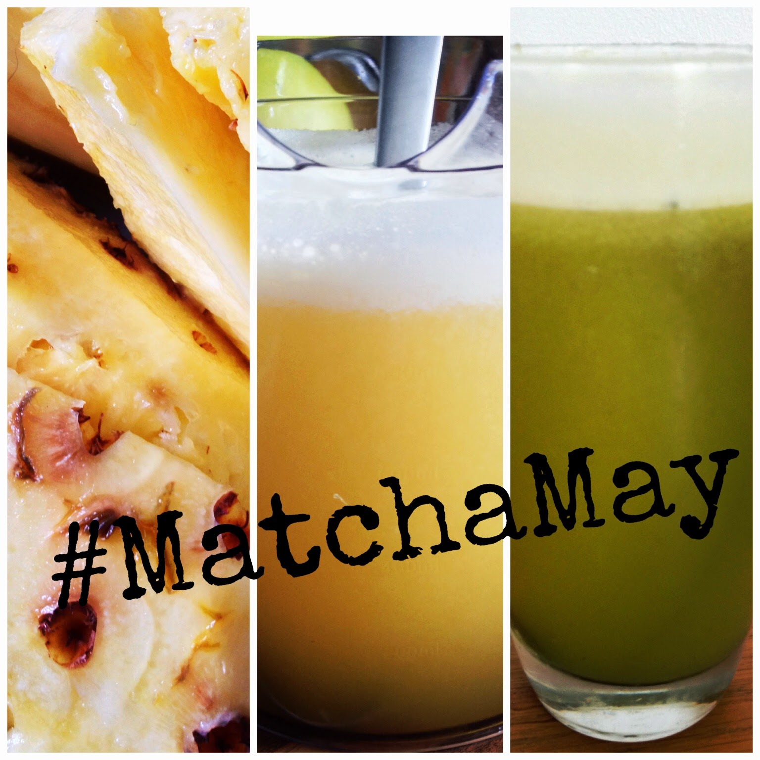 ThatRedheadSaid : #MatchaMay