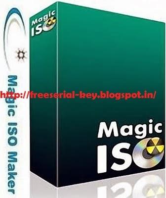 magic iso maker 5.5 serial