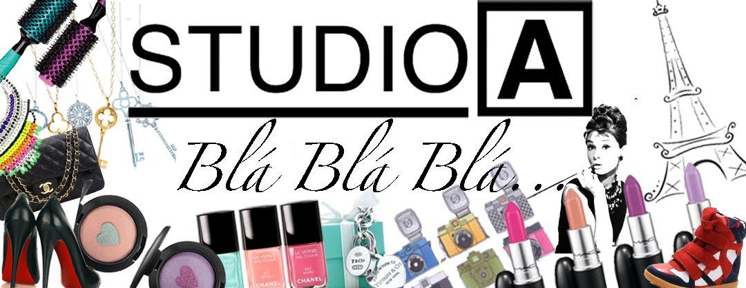 Studio A e blá blá blá!