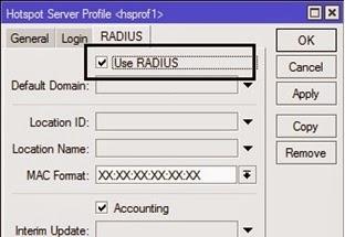 Integrasi Hotspot dengan User Manager