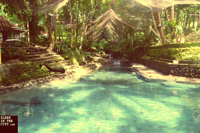 camiguin ardent hot spring