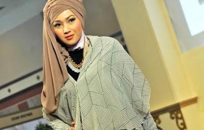 fashion hijab bisnis bersinar pic