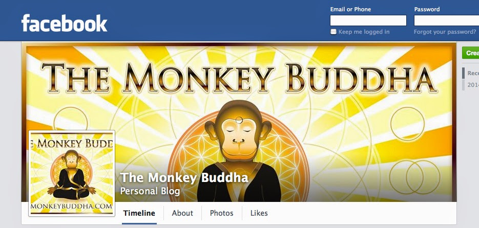 https://www.facebook.com/pages/The-Monkey-Buddha/807060682679149