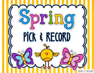 Spring Pick and Record