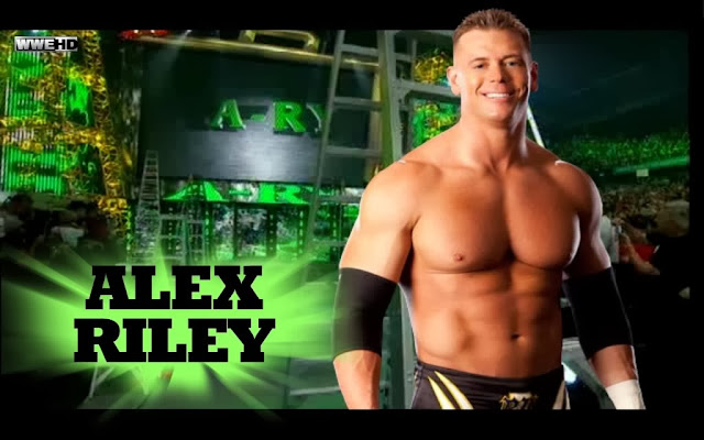Alex Riley WWE Wallpapers HD