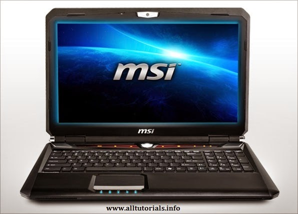 MSI GS60 Ghost Pro.