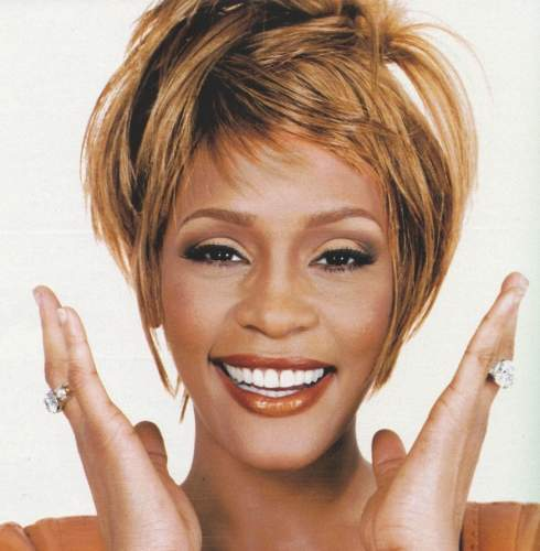 WHITNEY HOUSTON    Y TU VOZ