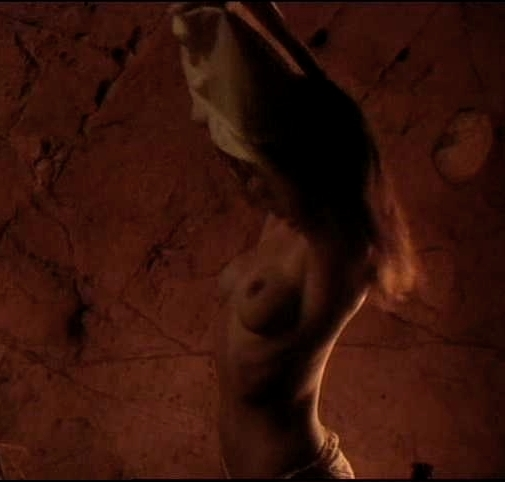 Nothing tell Mia sara totally nude simply