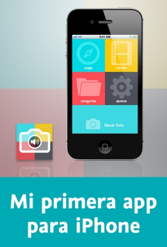 Video2brain mi primera app para iphone 2014 anatom a de - App para disenar ...