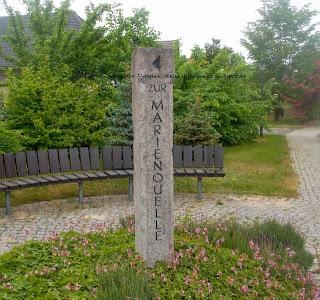 Sorbensiedlung Wallfahrtsstätte bei Dresden