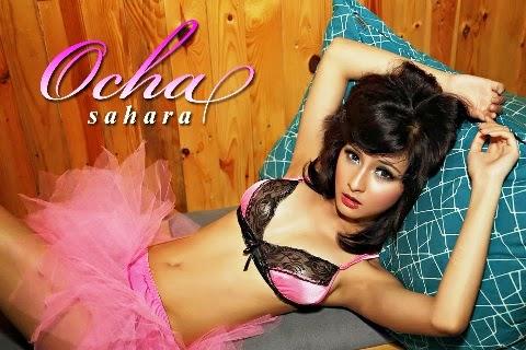 Koleksi Foto Sexy Ocha Sahara