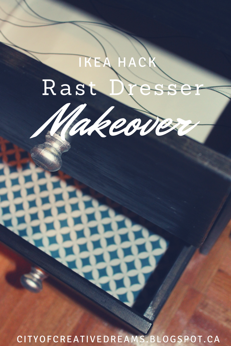 Ikea Hack Rast Makeover