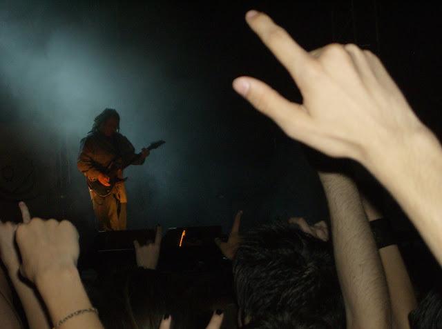 Evanescence live Athens 2007 Karaiskaki