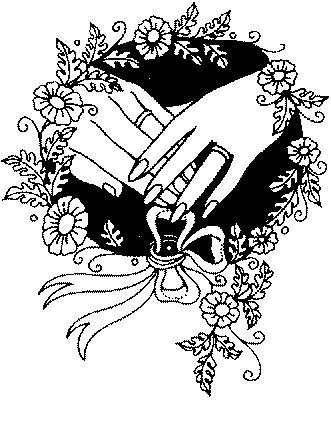 Fun Coloring Pages Wedding Coloring Pages