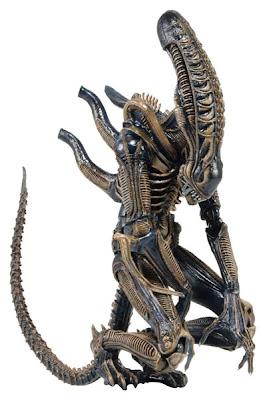 NECA Aliens Series 1 Alien Warrior Figure - Official Image