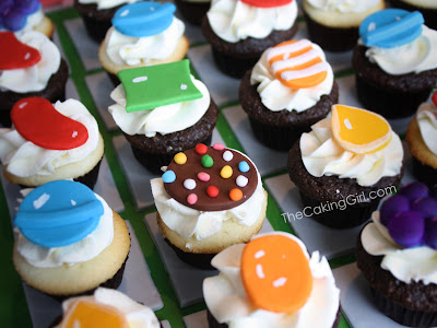 how to make candy crush cupcakes diy