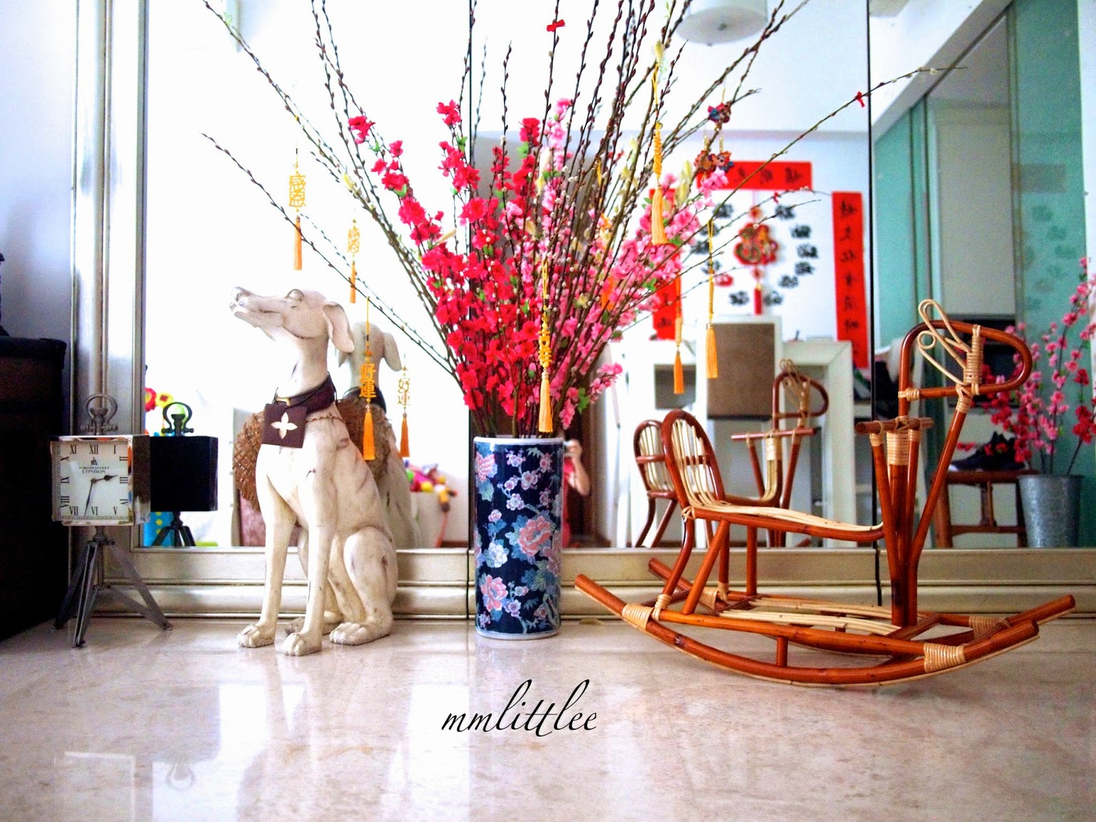 A million little echoes chinese new year photography tips for Chinese home decorations