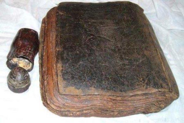 Injil Asli Barnabas disembunyikan 15 tahun
