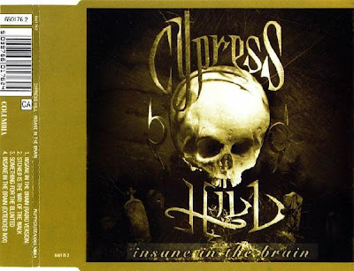 Cypress Hill – Insane In The Brain (CDS) (1993) (FLAC + 320 kbps)