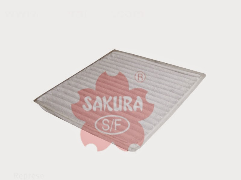 Cabin Air Filter - Filter AC Mitsubishi Mirage