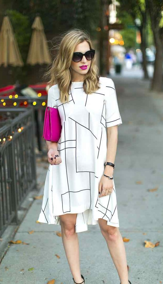 Love this black stripes #geometric_print