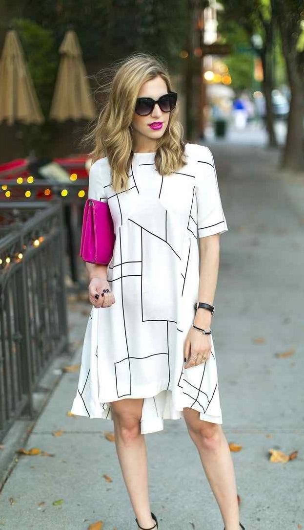 Love this black stripes #geometric_print