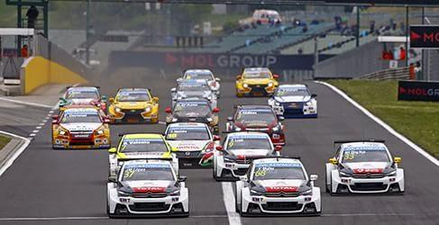 WTCC GP Hungría