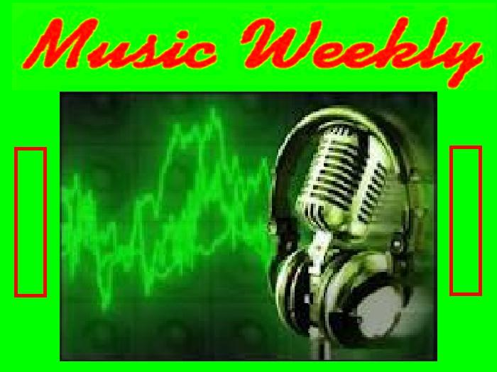 Your listening to Music Weekly