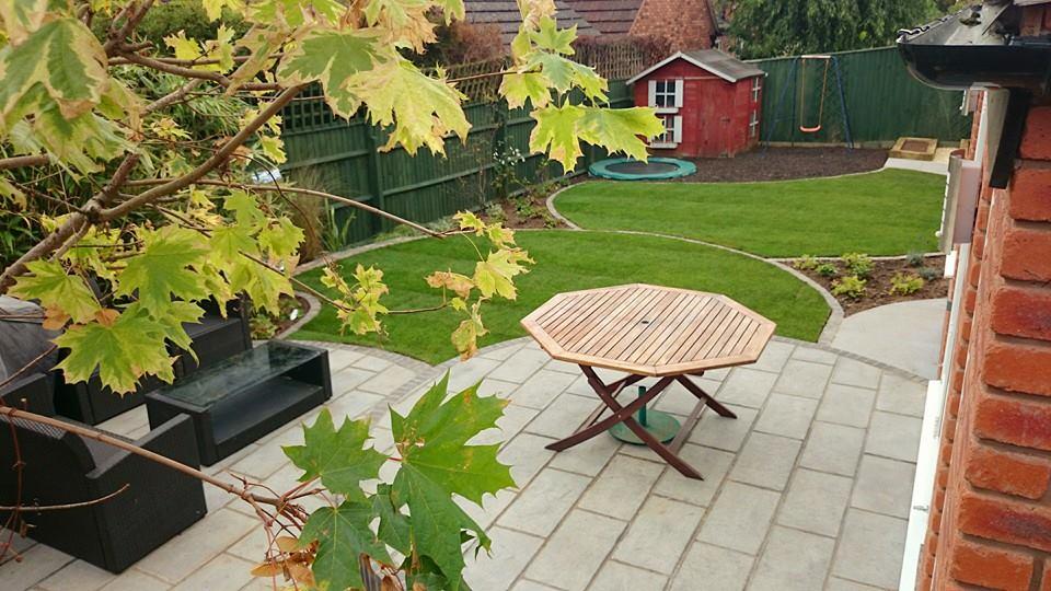Stratford on Avon Landscaping 2014