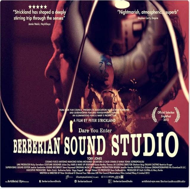 La película Berberian Sound Studio