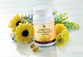 Pyłek pszczeli Forever Living