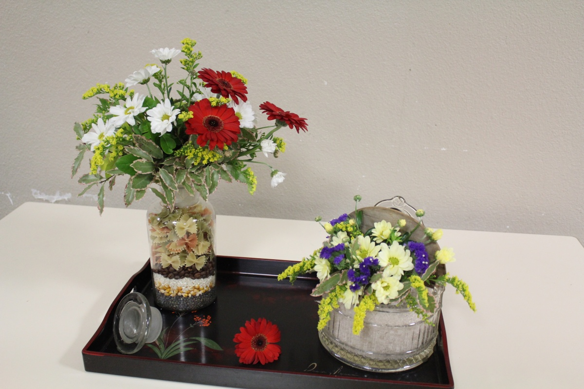 Art floral breal mars 2012 for Art floral breal