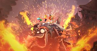 rayman legends screen 4 Rayman Legends   Screenshots