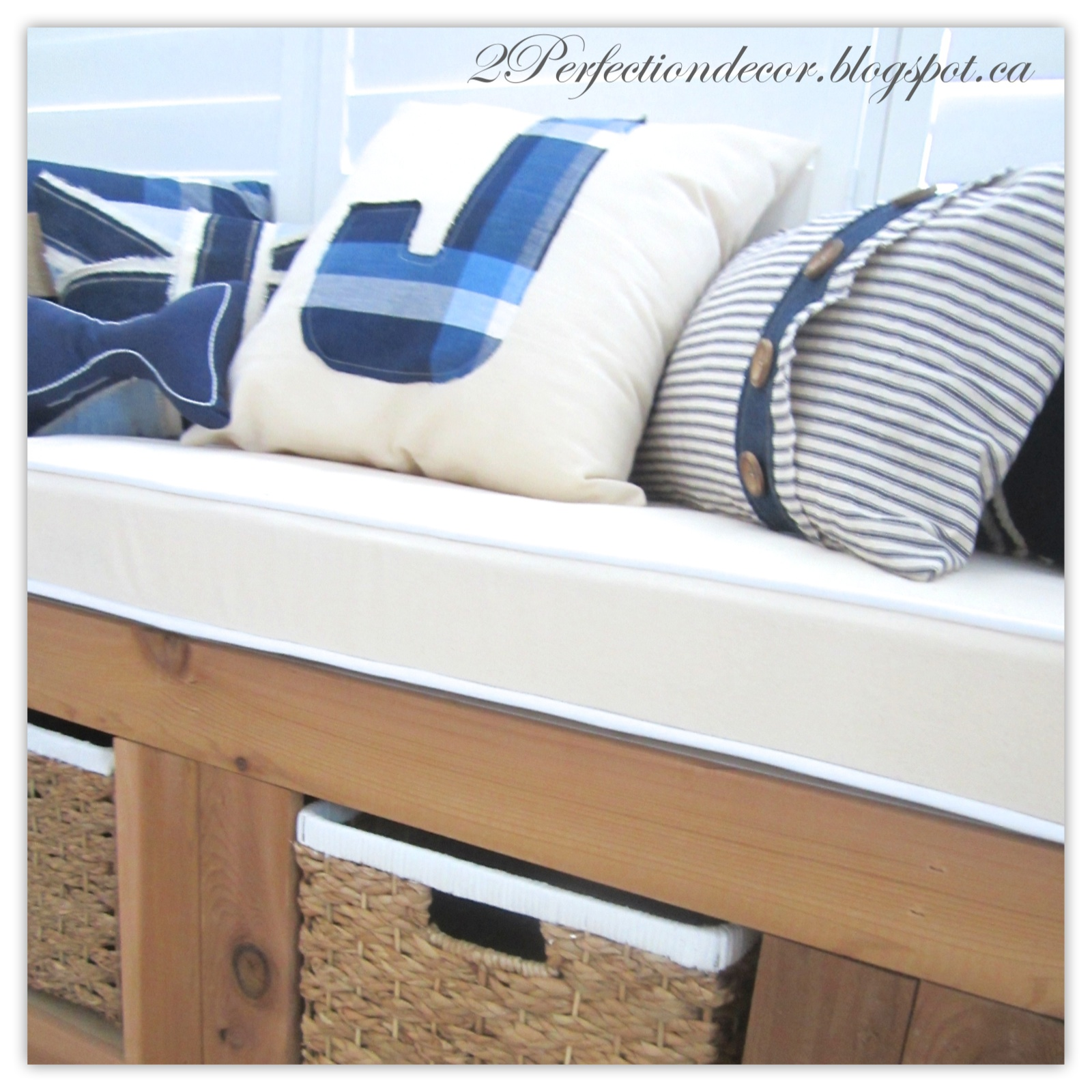 2perfection Decor Window Seat With Storage Reveal